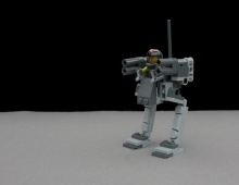 Close Range Combat Mech